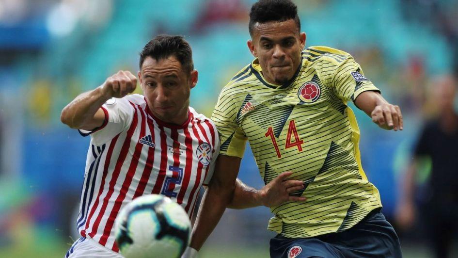 Los suplentes de Colombiale ganan a Paraguay y ayudan a Argentina